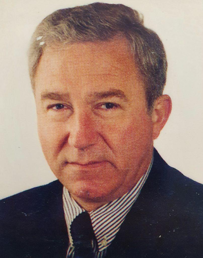 Firmengründer Dieter Schott