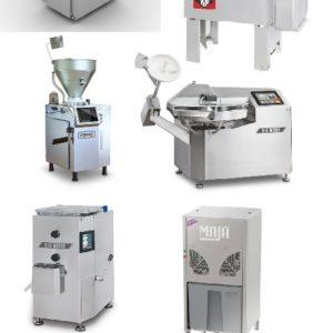 Gebrauchte Fleischereimaschinen